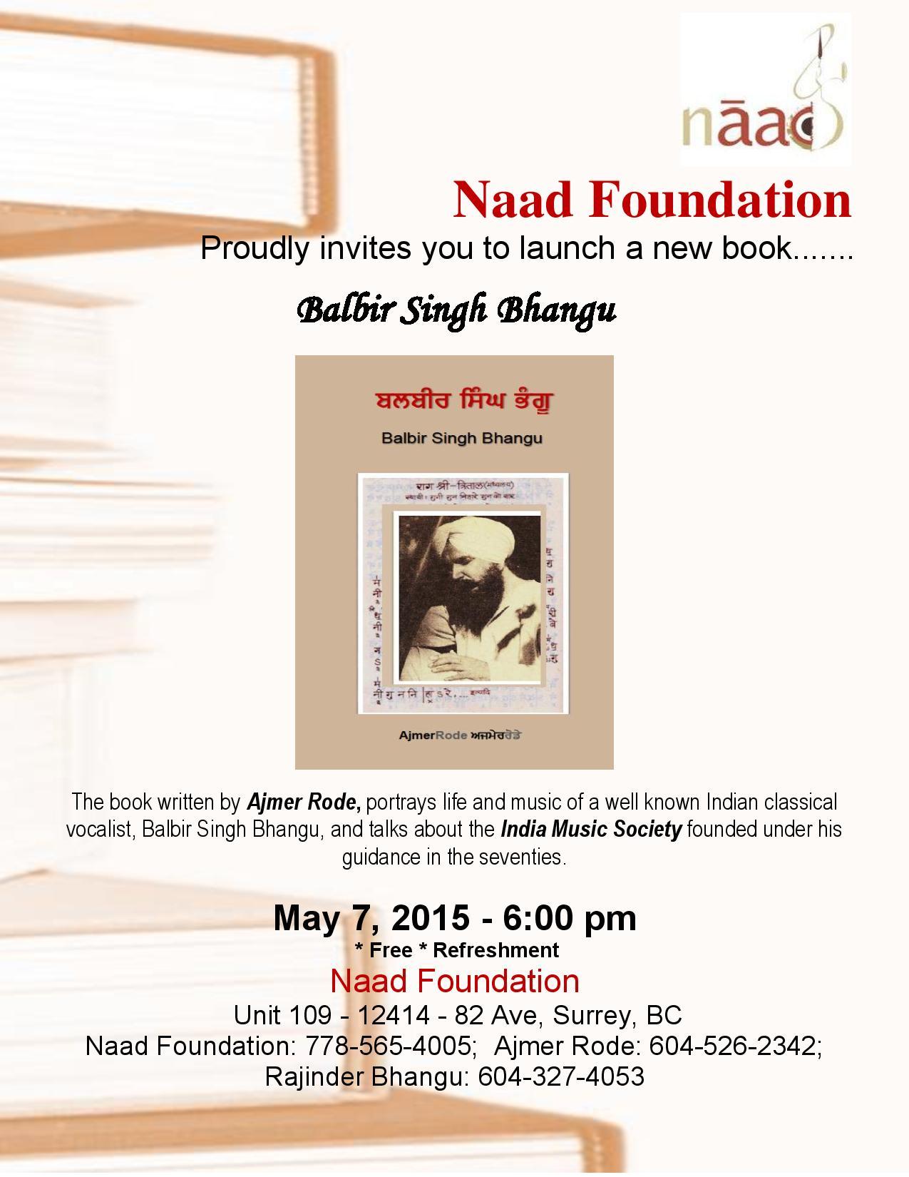 Balbir Bhangu-2 poster