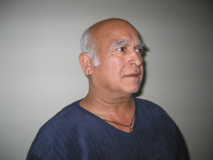 Gurcharn Dua in GandhiRebirth-may04