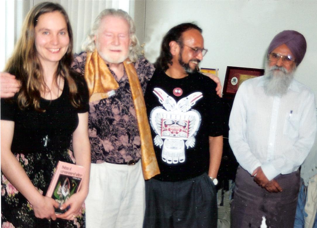 Lori-anne, Bullock, Navtej Bharati, Ajmer Rode, 2008, Yarrow Pl, Burnaby