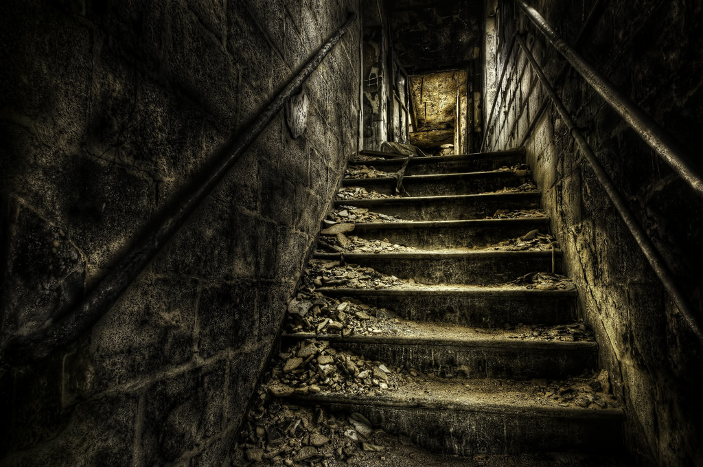 Stairs to Nowhere.-2